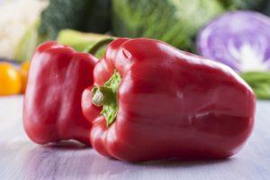 перец сладкий красный болгарский
