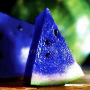 арбузы с синей мякотью
