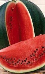 арбуз ультраскороспелый