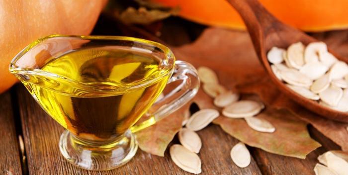 масло семечек тыквы