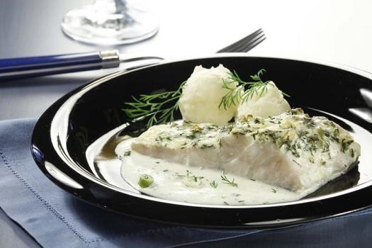 рыба с белым перцем
