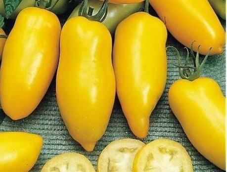 томат Банан желтый