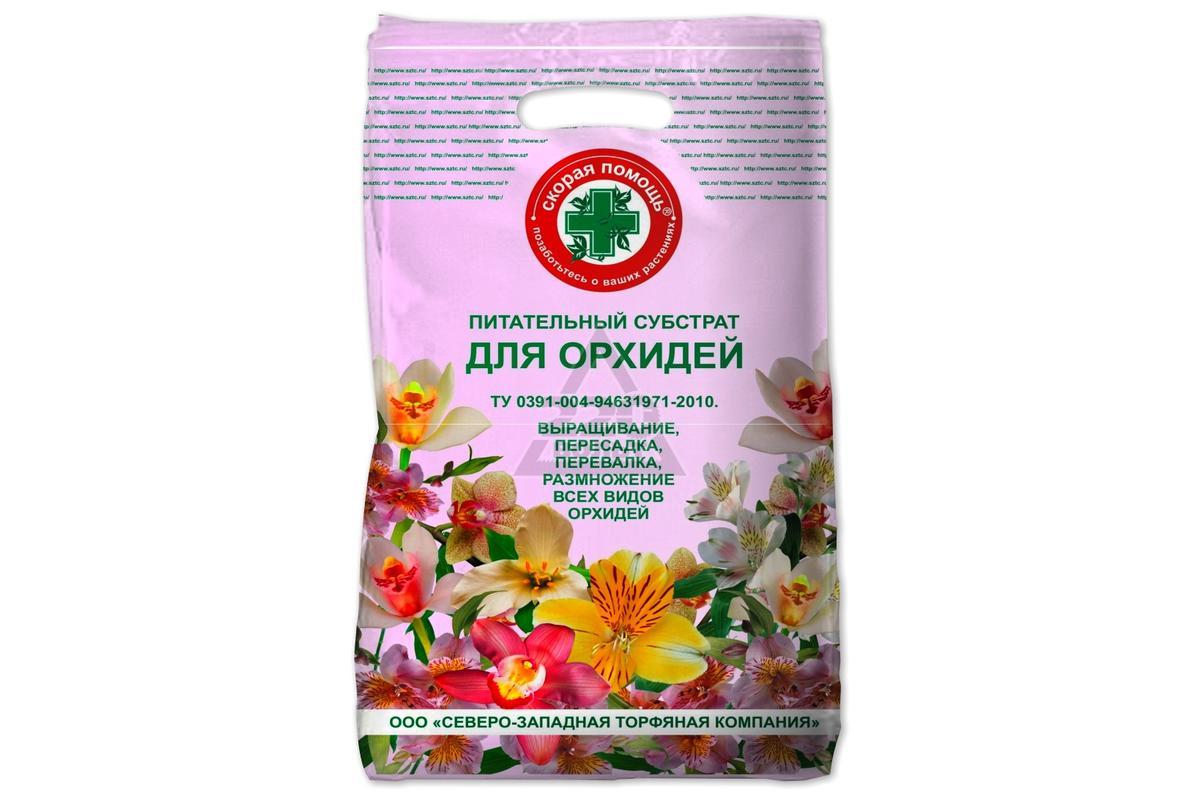смесь Скорая помощь для орхидеи