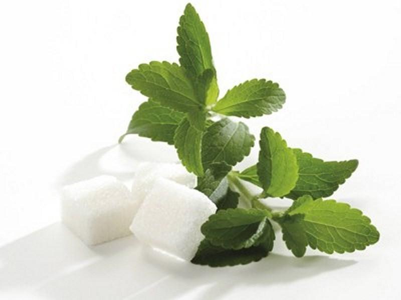 сахар и стевия