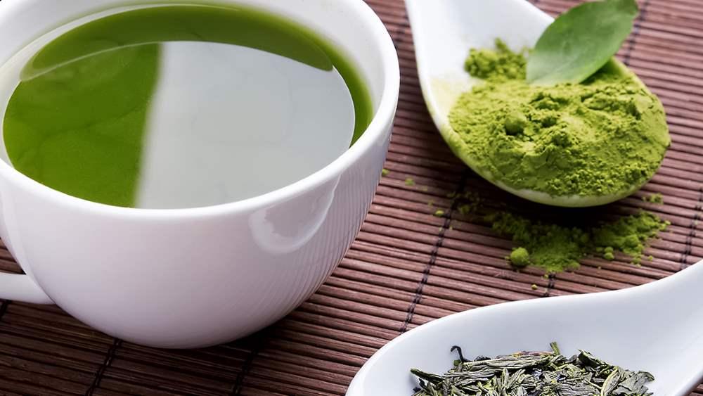 чай и порошок из стевии