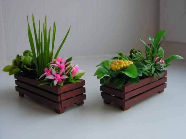 Деревянные горшки для цветов фото своими руками